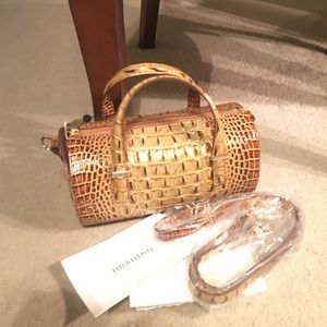 👜Brahmin Claire Toasted 👜